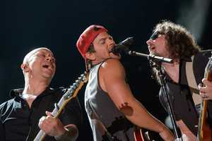 "KIP MOORE - The summer's hottest television music event, ""CMA Music Festival: Country's Night to Rock,"" (Photo: ABC/Jon LeMay)"