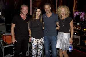 "LITTLE BIG TOWN - The summer's hottest television music event, ""CMA Music Festival: Country's Night to Rock,"" (Photo: ABC/Jon LeMay)"
