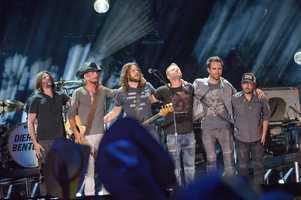 "The summer's hottest television music event, ""CMA Music Festival: Country's Night to Rock,"" (Photo: ABC/Jon LeMay)"