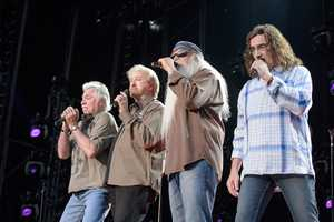"THE OAK RIDGE BOYS - The summer's hottest television music event, ""CMA Music Festival: Country's Night to Rock,"" (Photo: ABC/Jon LeMay)"