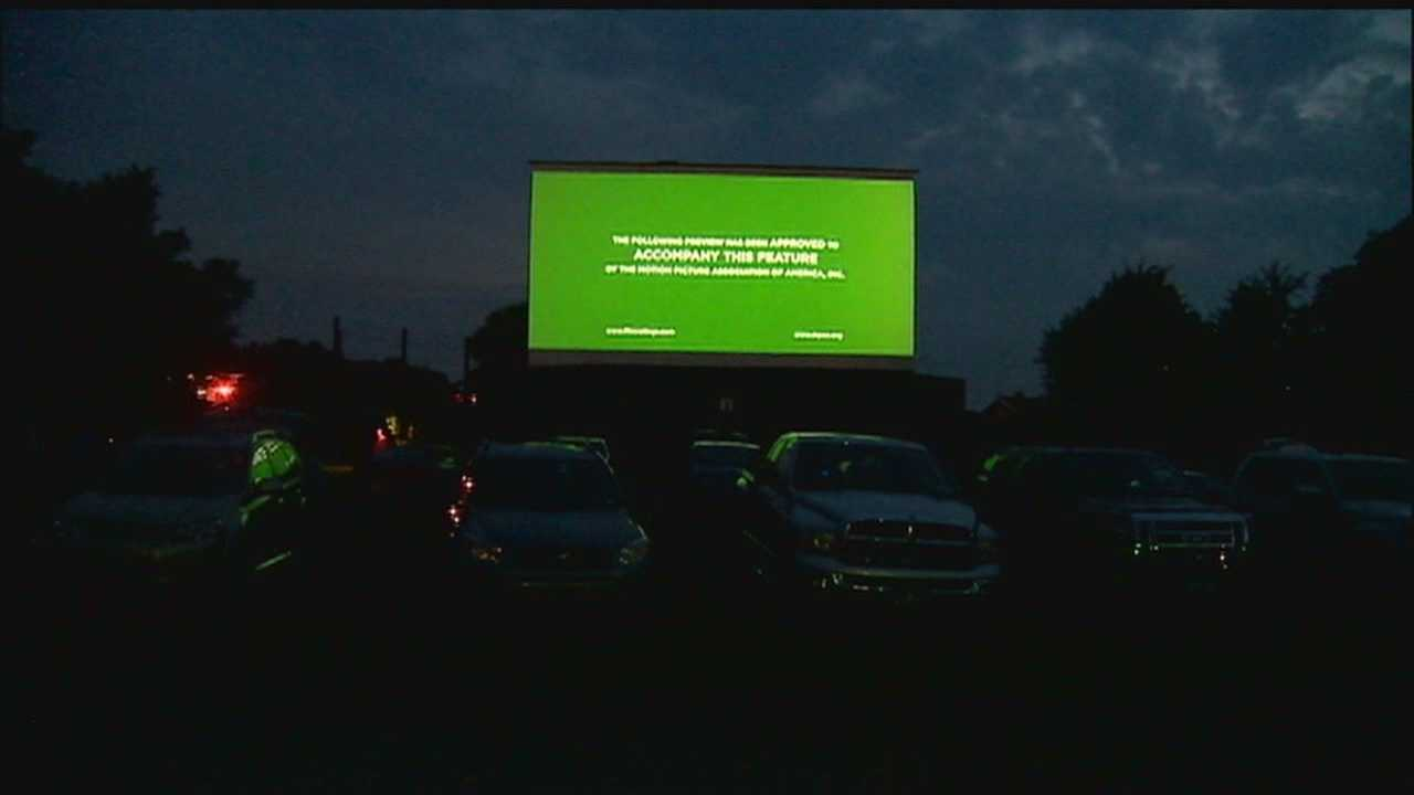 Project Drive-In hopes to stave off extinction of theaters
