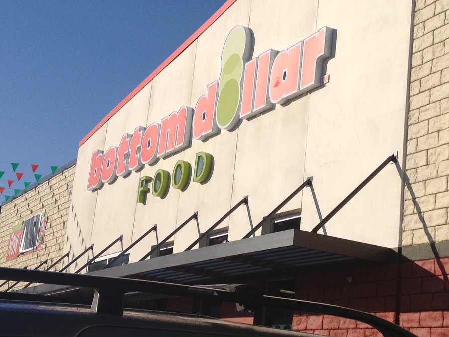 Bottom Dollar Food opened its new Homestead location on Thursday morning.