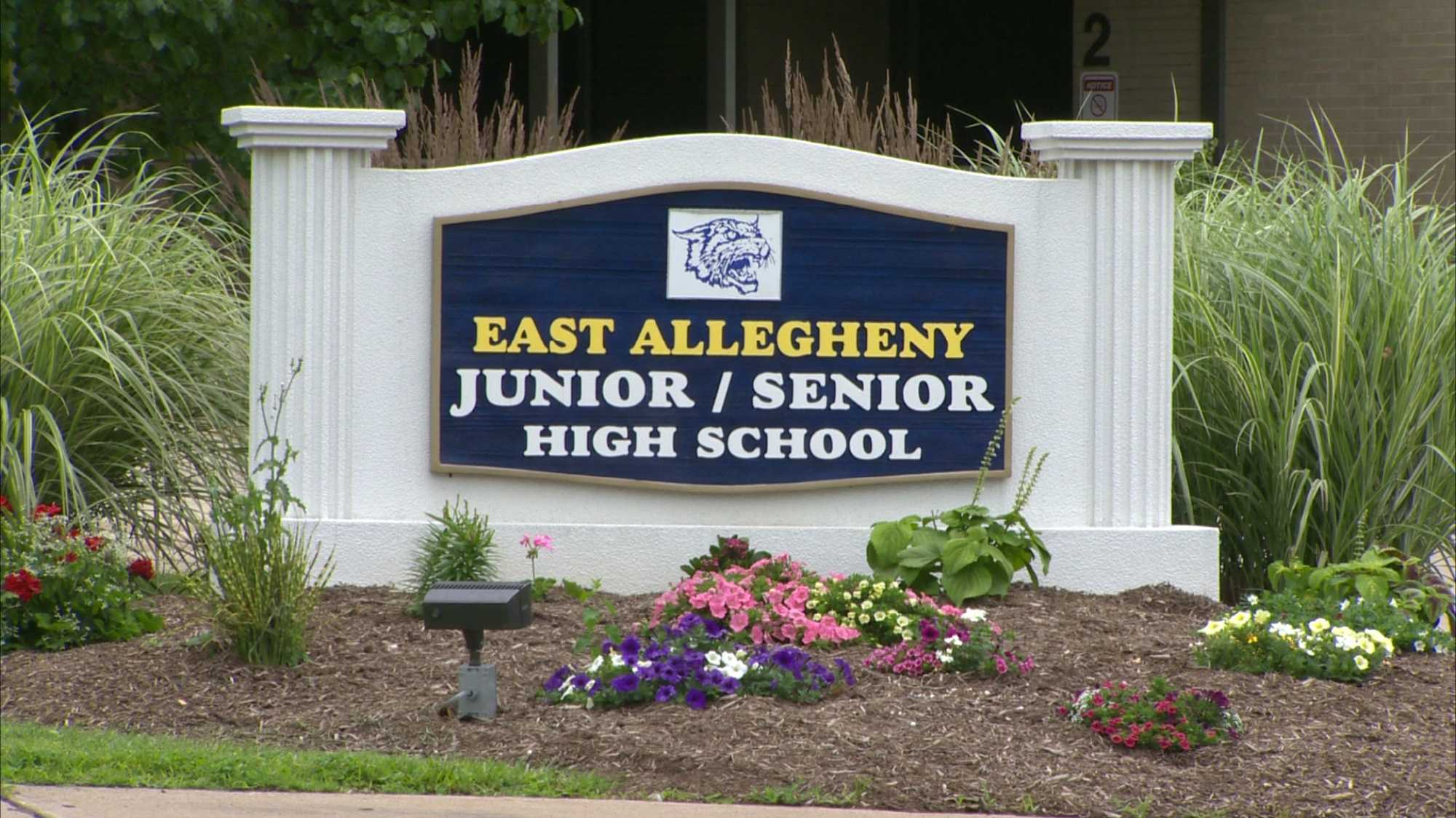East Allegheny: Sept. 2