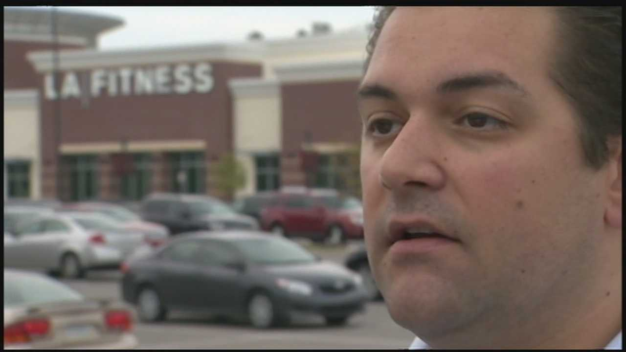 LA Fitness member warns others of thefts