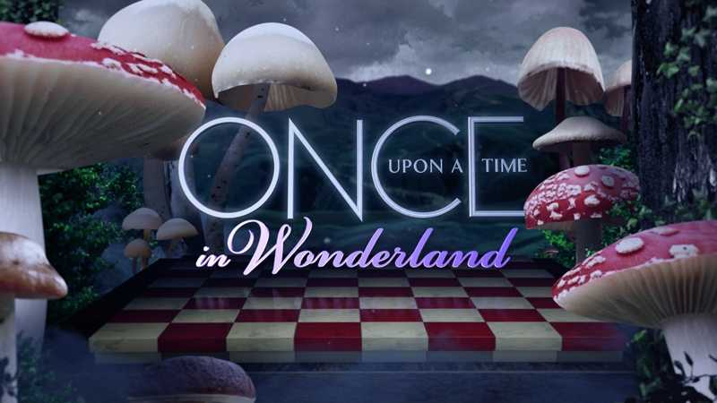 """Once Upon a Time in Wonderland"" will take you through the looking glass in a modern take on a beloved fable that's brimming with wonder, magic and unspeakable danger.  Premieres Thursday, October 10th @ 8pm"
