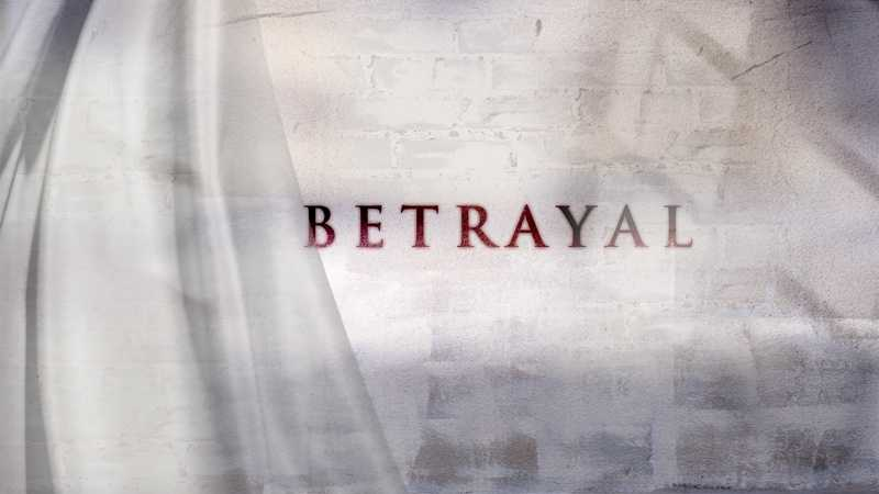"""(WATCH VIDEO PREVIEW) Two lovers' worlds will collide, culminating in a powerful and compelling story of sex, love, loyalty, marriage and treachery in the provocative, sensual and gripping new drama, """"Betrayal,"""" premiering Sunday September 29th @ 10pm."""