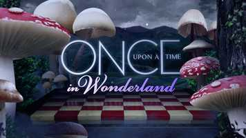 """(WATCH VIDEO PREVIEW) """"Once Upon a Time in Wonderland"""" will take you through the looking glass in a modern take on a beloved fable that's brimming with wonder, magic and unspeakable danger. Premieres Thursday, October 10th @ 8pm"""