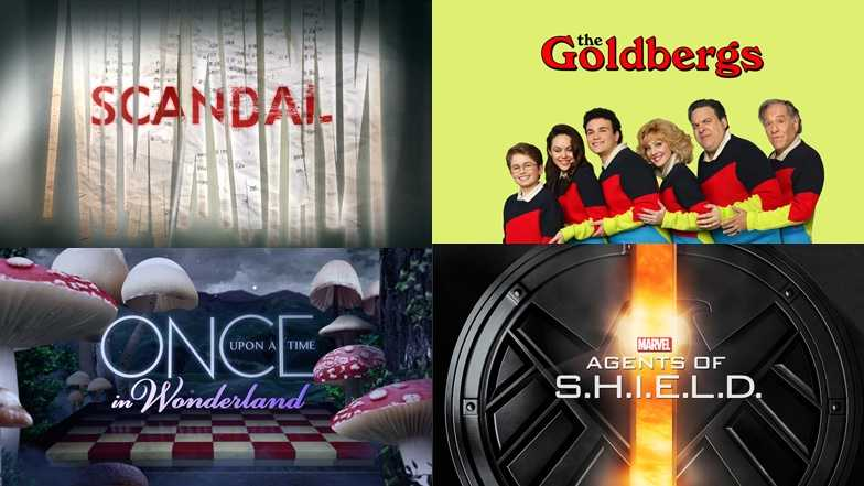 2013 Fall TV Season About to Kick Off
