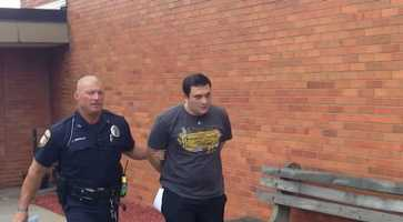 Fadi Aboud was scheduled to be arraigned Tuesday night after police said they seized numerous drugs from Larry and Carol's Pizza in the 400 block of Semple Street.