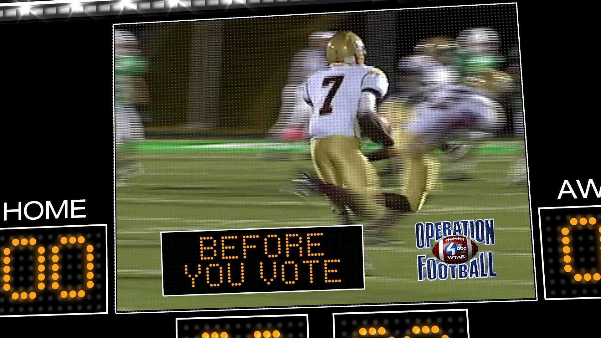 Join Action Sports Guy Junker on Friday nights as we show off the hottest plays of the week, then vote here on WTAE.com for the winner.