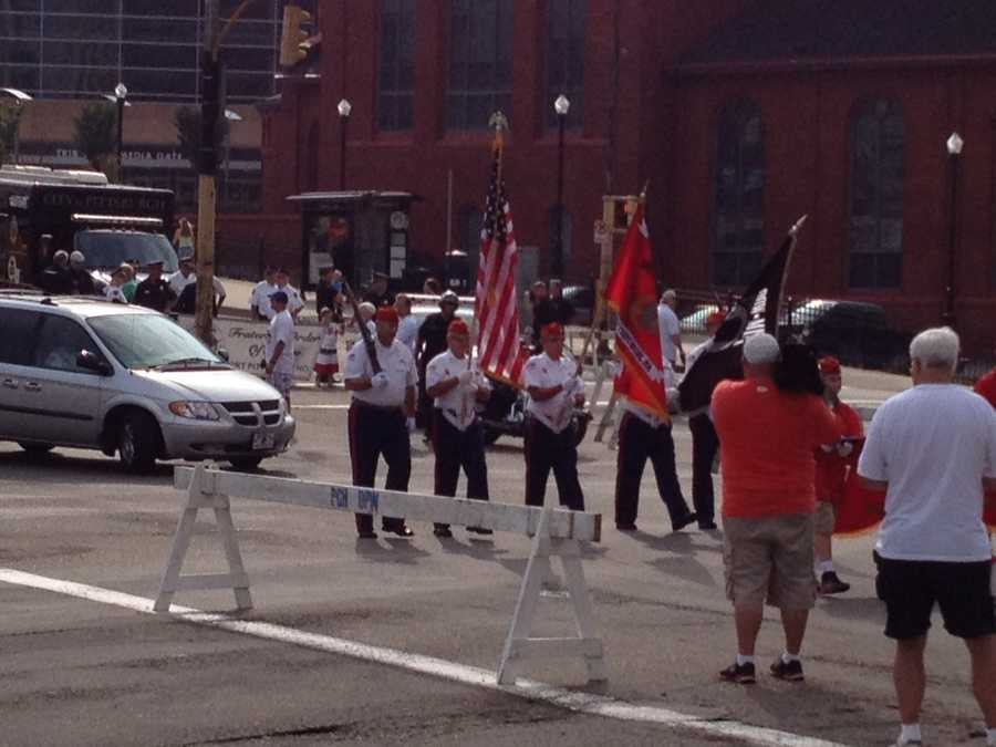 Check out photo's from Action News' Amber Nicotra downtown at the 2013 edition of Pittsburgh annual Labor Day Parade.