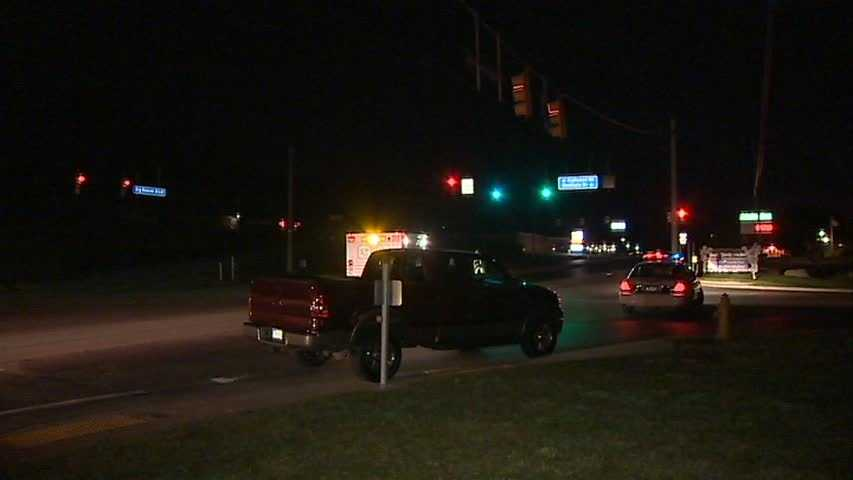 State police say a man was struck by an SUV and a car while trying to walk across Route 18 in Big Beaver.