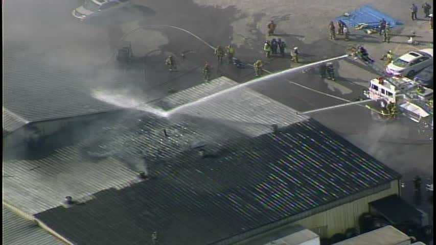 img-Ritchey Metals fire