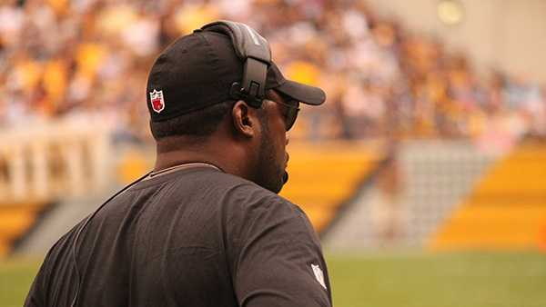 """Head coach Mike Tomlin said the Steelers' effort against Tennessee was """"unacceptable."""""""