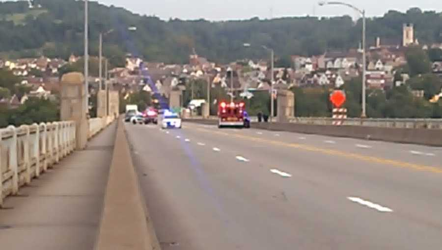 The Westinghouse Bridge has been closed for several hours because of police activity.