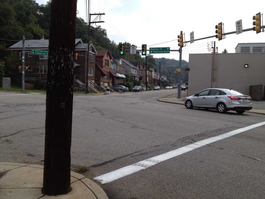 Police believe the shooting happened near the intersection of Laketon and Montier avenues in Wilkinsburg, and someone drove Parker to the location in Homewoodwhere his body was found.
