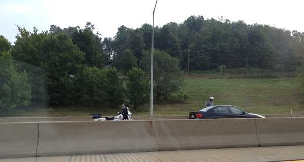 Vehicles that do not have at least two people inside are being pulled over by state troopers.