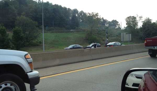 State police are enforcing occupancy rules in the HOV lanes on Interstate 279 (Parkway North).