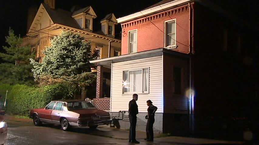 Derrail Roilton was shot and killed on Second Street in Braddock.