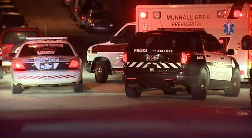 A Munhall homeowner confronted an alleged burglar at his detached garage and killed the intruder.