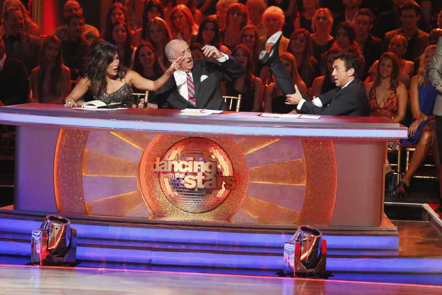 "THE JUDGES - ""Dancing with the Stars"" is back with an all-new cast and fresh show format for Season 17.  (Photo by: ABC/Adam Taylor)"