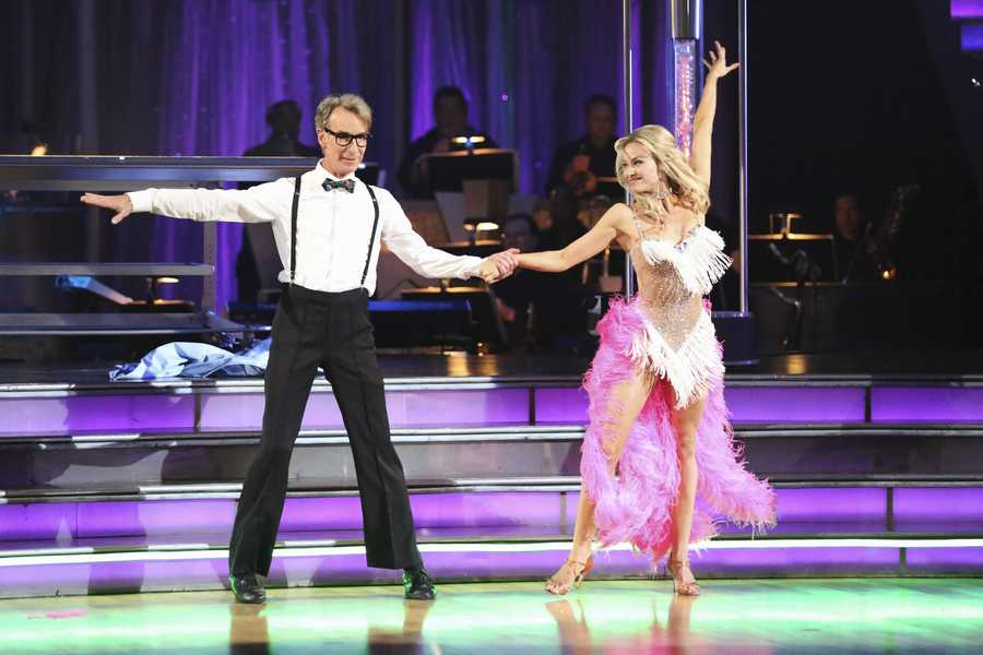 "BILL & TYNE - ""Dancing with the Stars"" is back with an all-new cast and fresh show format for Season 17.  (Photo by: ABC/Adam Taylor)"