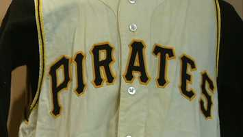 Mazeroski hit a solo home run leading off the bottom of the ninth to lift the Pirates to a championship.