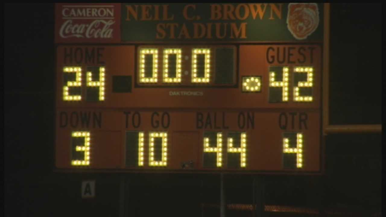 Clairton-Monessen final score