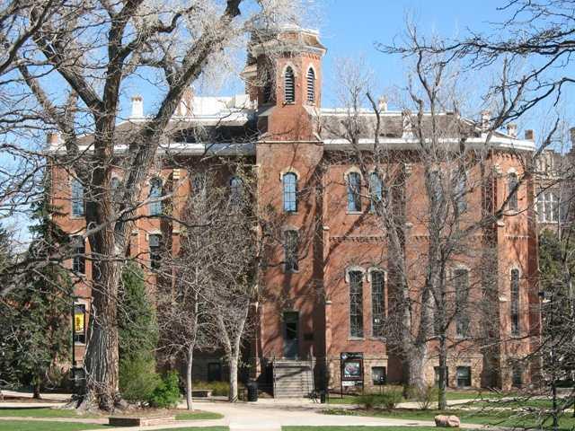 3. University of Colorado