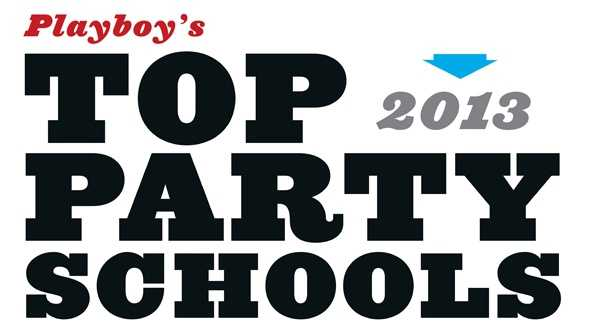 Playboy has released its list of Top 10 Party Schools for 2013. A local school is at the top of the rankings. Let's count down the list from 10 to 1.