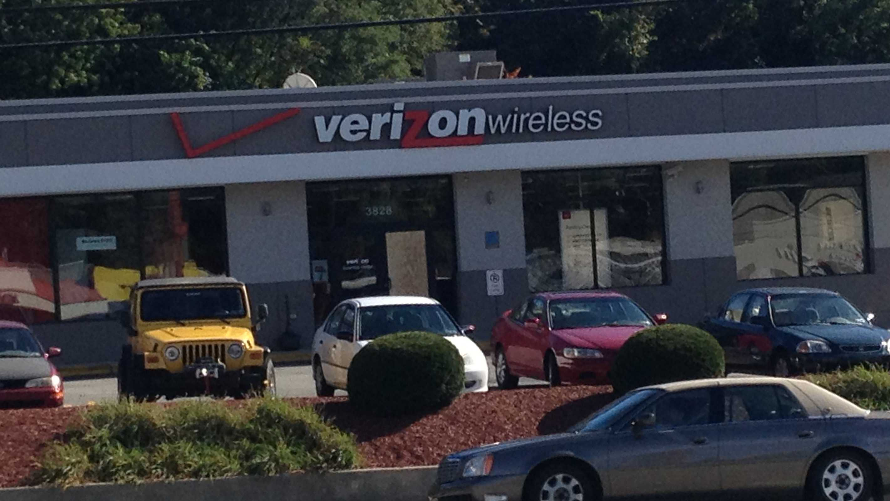 Verizon Wireless store in Monroeville