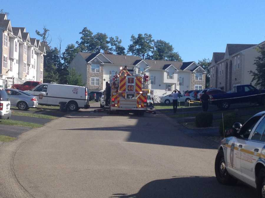 Two people died in the South Strabane standoff. They have not been identified yet.