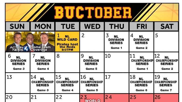 Buctober Calendar IMG