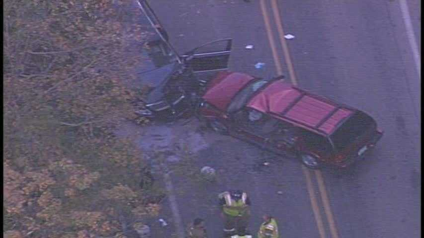 Elizabeth Township crash