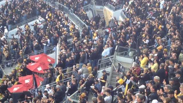 PNC Park crowd
