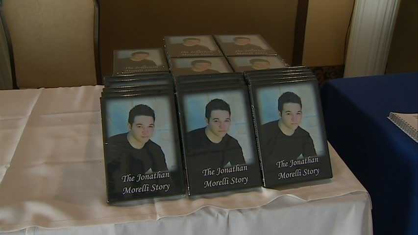 "A documentary called ""The Jonathan Morelli Story"" is available on DVD. Go to thejonathanmorellistory.com for details."
