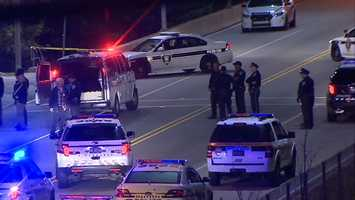 A man was found shot to death late on the night of Oct. 8 at the Homewood station on the Martin Luther King Jr. East Busway.