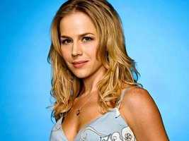 """Julie Benz: Benz was born in Pittsburgh and grew up in nearby Murrysville. She is known for her role as Rita on """"Dexter."""" She currently has a recurring role on """"A Gifted Man."""""""