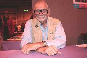 """Hollywood Screenwriter and Director, George Romero, known for his classic """"Night of the Living Dead""""is a graduate of Carnegie Mellon University in Pittsburgh."""