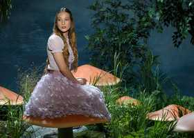 "ABC's ""Once Upon a Time in Wonderland"" stars Sophie Lowe as Alice. (ABC/Bob D'Amico)"