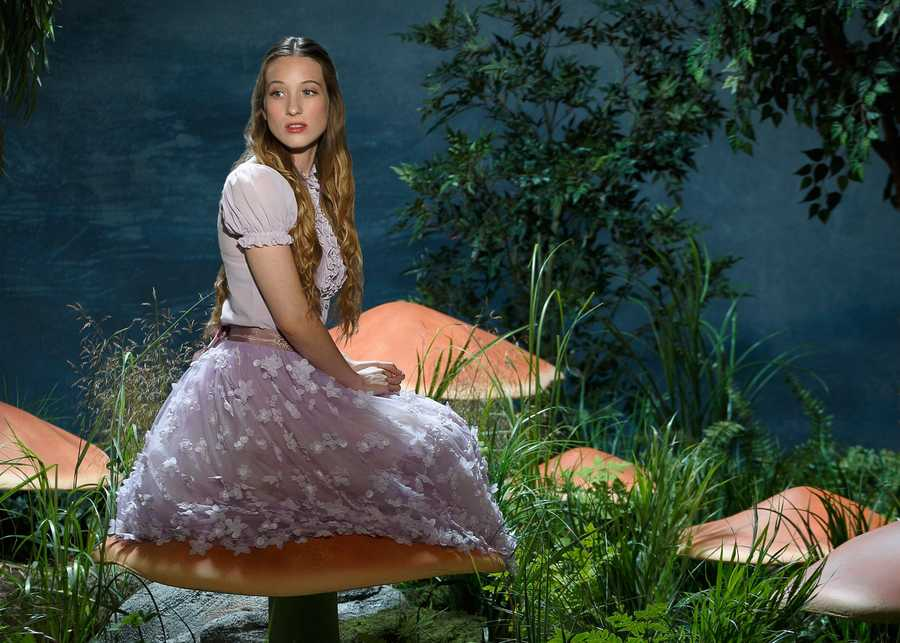 """ABC's """"Once Upon a Time in Wonderland"""" stars Sophie Lowe as Alice. (ABC/Bob D'Amico)"""