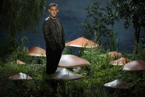 "ABC's ""Once Upon a Time in Wonderland"" stars Michael Socha as The Knave of Hearts. (ABC/Bob D'Amico)"
