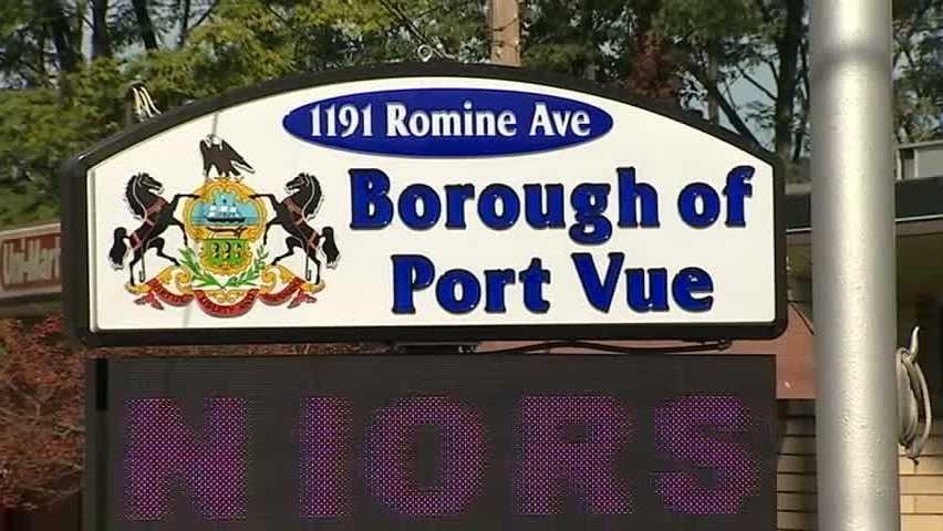 Borough of Port Vue