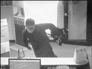 Anyone who can help identify the robber or who has a tip about the case is asked to call Pittsburgh police at 412-323-7151.