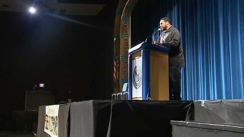 "The school was the winner of S&T's ""My School, My Award"" program."