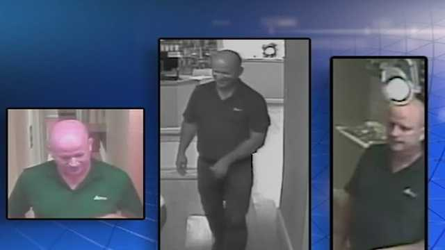Man sought in North Huntingdon tanning salon incident