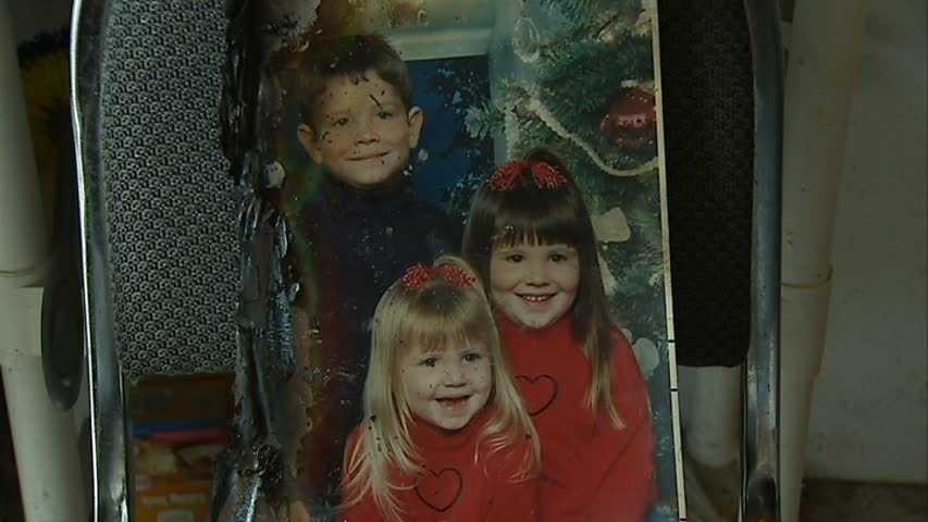 Tyler, Haley and Hannah Mozingo