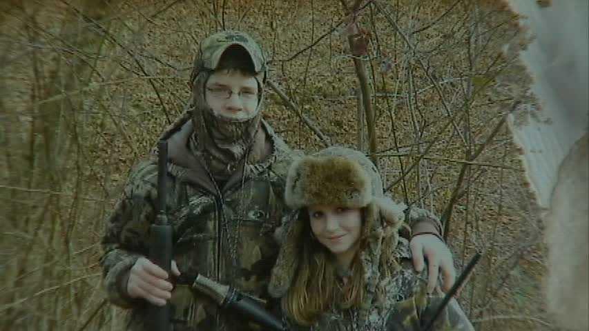 Tyler and Hannah Mozingo