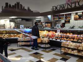 It also has a full-service deli, a bakery and a meat department with an on-site butcher.
