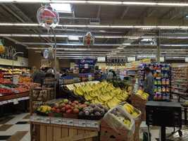 The Hill District Shop 'n Save sells fresh produce and prepared foods.